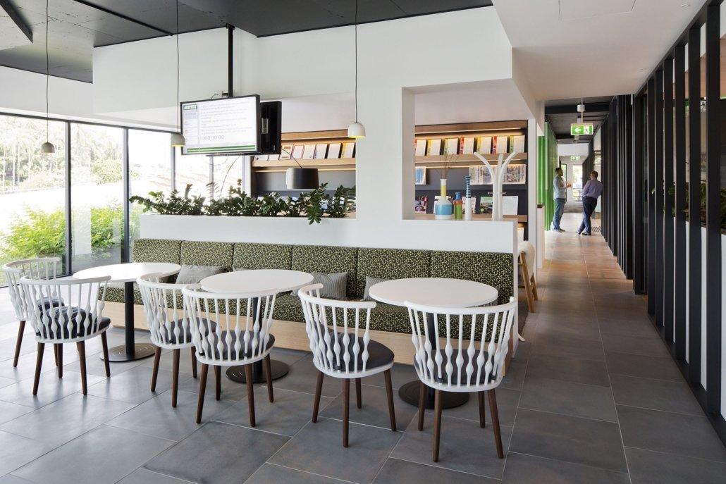 Create It Constructions. Murphy Pipe and Civil – Building Refurbishment. Albion - Brisbane