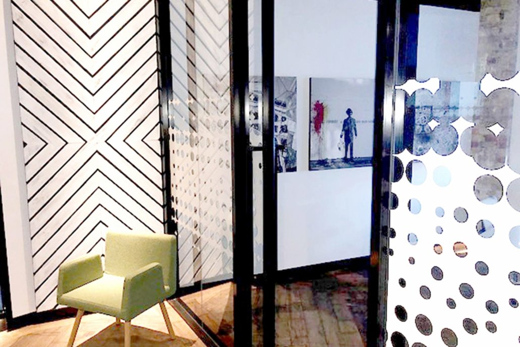 Create It Constructions. Limestore – Commercial Office Fitout. Longland Street - Newstead.