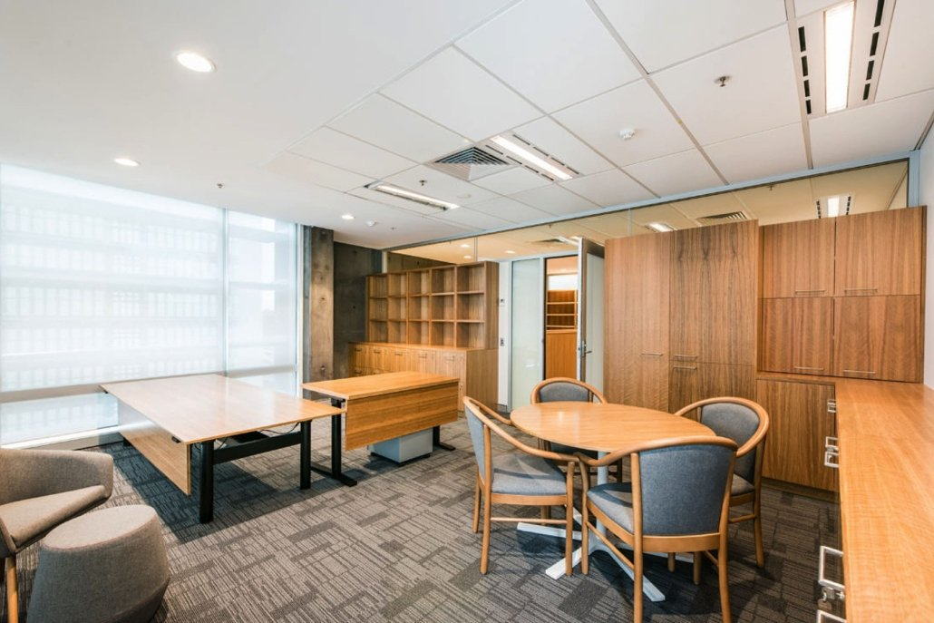 Create It Constructions. Brisbane Magistrates Court Queensland – Government Office Fitout. George Street - Brisbane.