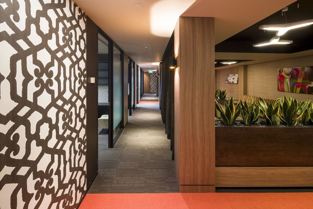 Create It Constructions. Specialist Medical Centre – Medical Centre Fitout. Toowong - Brisbane